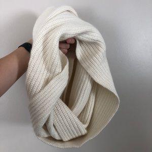 Jcrew knit infinity scarf